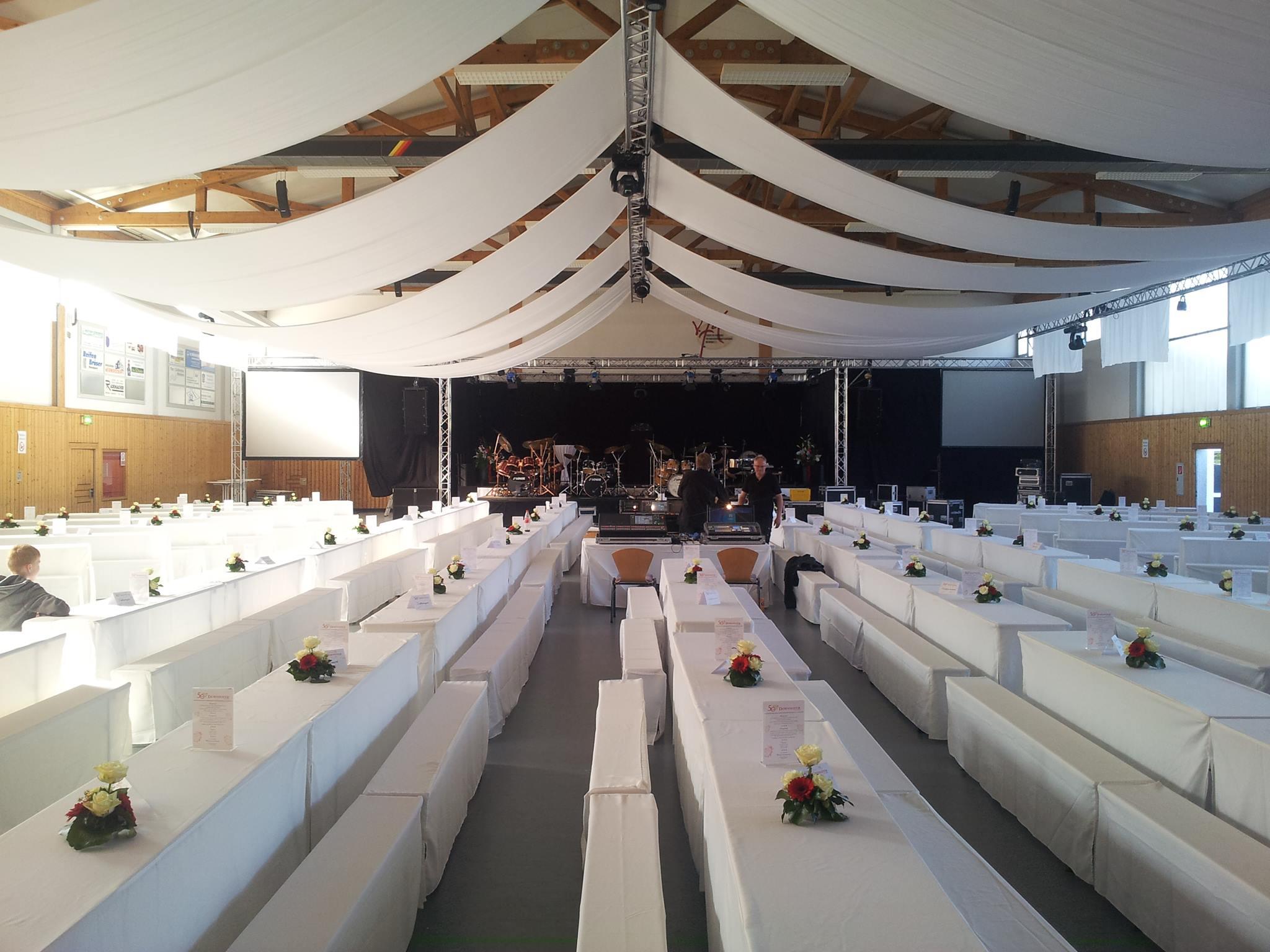 Dornseifer Gala - Veranstaltungstechnik Wurm